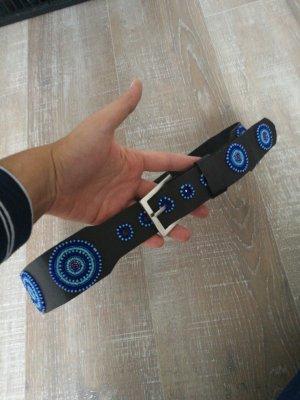 Vintage Cinturón negro