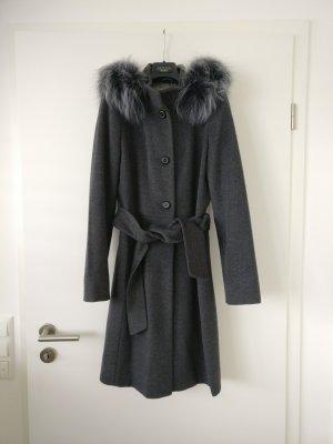 iBlues Hooded Coat grey-dark grey