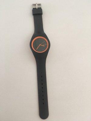 Ice watch Analog Watch orange-dark grey