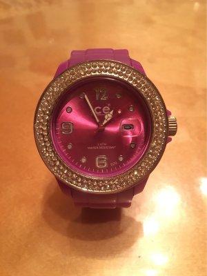 Ice watch Self-Winding Watch violet