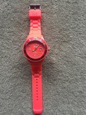 Ice watch Montre orange fluo