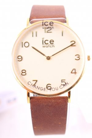 Ice watch Analoguhr mehrfarbig Business-Look