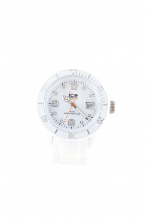 Ice watch Montre analogue blanc style décontracté