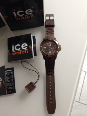 ICE watch Armbanduhr in braun, wie neu