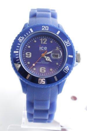 Ice watch Montre automatique bleu style décontracté