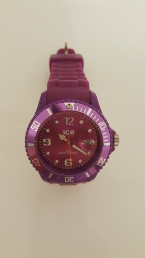Ice watch Orologio analogico viola scuro