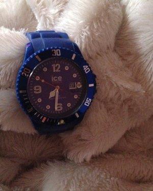 Ice watch, blau , neuwertig, Armbanduhr