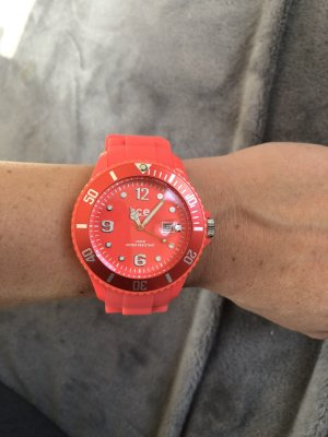Ice watch Montre rose fluo