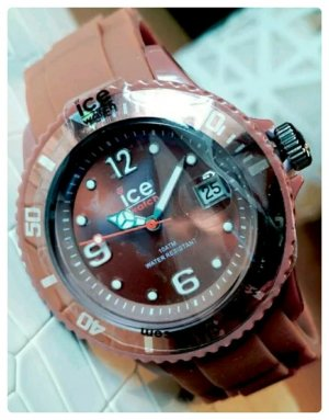 Ice Watch Chocolate-Caramel Unisex - Neu