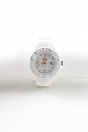 Ice watch Orologio digitale bianco stile casual