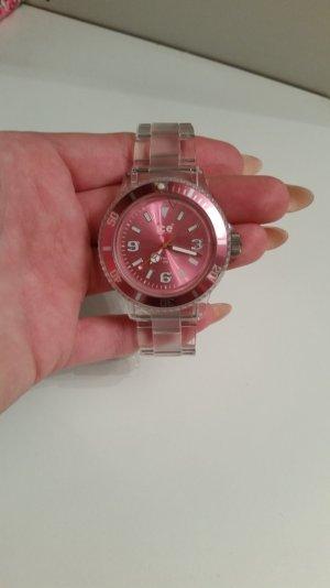 Ice Watch Durchsichtig/Pink