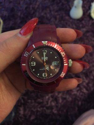 Ice Watch fliederfarbend, mit Datum