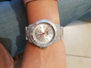Ice watch Watch Clasp light grey-grey