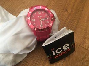 ICE watch himbeerrote Damenuhr