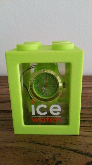 Ice watch Analoog horloge neon groen