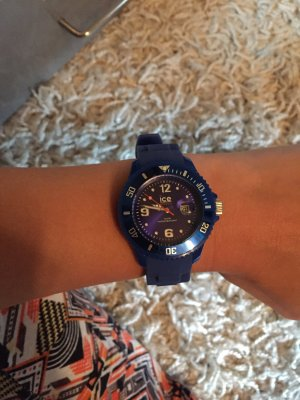 Ice Watch in blau neu