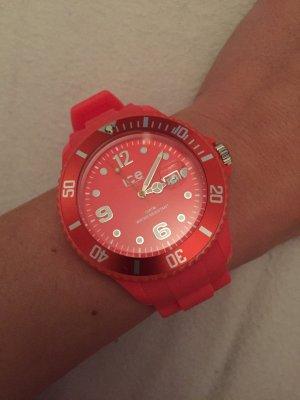 Ice-Watch in Neon-Koralle