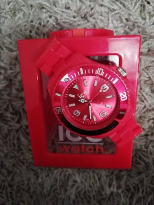 ICE Watch in rot