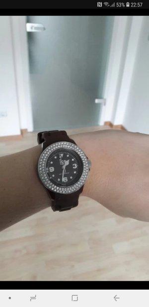 Ice watch Horloge donkerbruin