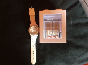 Ice Watch mit Strass