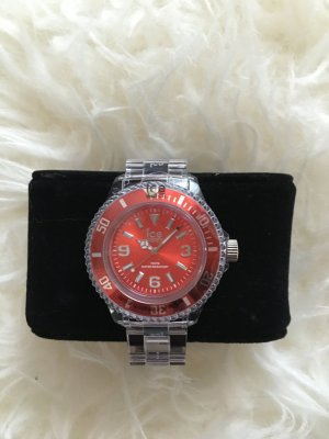 Ice watch Horloge rood-wit