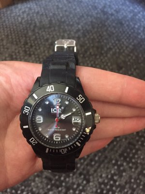 Ice watch Montre analogue noir