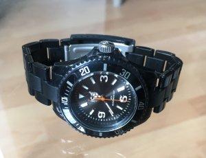 ICE Watch Schwarz Analoguhr