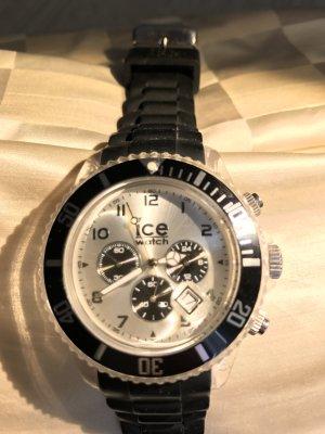 ICE WATCH SILI BLACK CHRONO UNISEX
