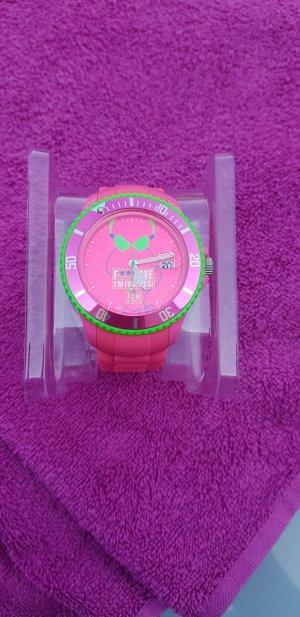 Ice watch Analog Watch neon pink