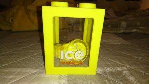 ICE watch Uhr in gelb