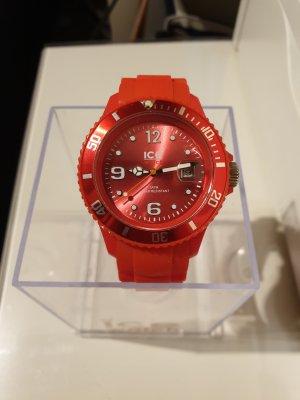ICE WATCH Uhr rot
