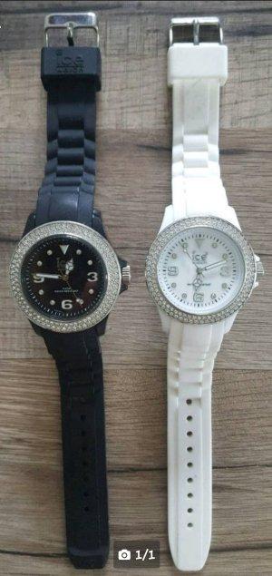 Ice Watch Uhr schwarz oder weiß