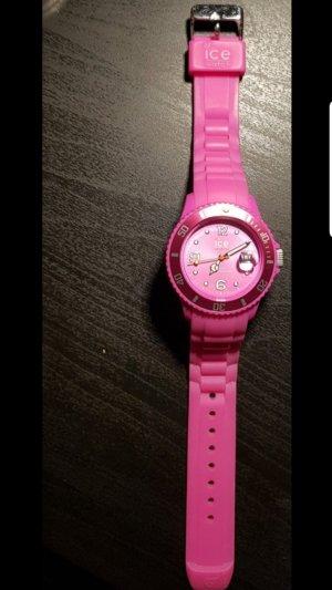 Ice watch Uhr/ Uhr/ pinke Uhr