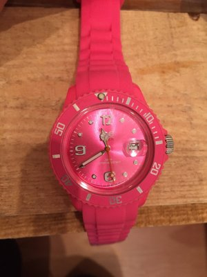 Ice Watch von Swatch in Neon-Pink