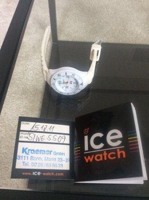 Ice Watch weiss Damen schmal