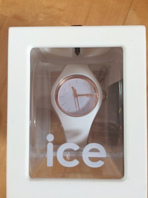 Ice Watch weiss roségold small