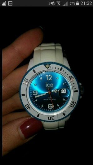 ice watch white- turquoise /small