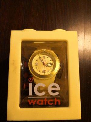 ice watch wie neu, knallgelb