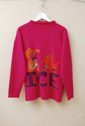 ICEBERG - 90er Vintage Strickpulli - Aristocats - Disney
