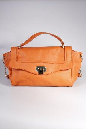 Iceberg Handbag Tote Bag Orange