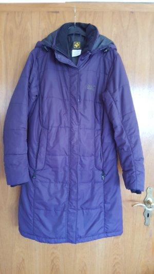 Iceguardcoat von Jack Wolfskin in lila