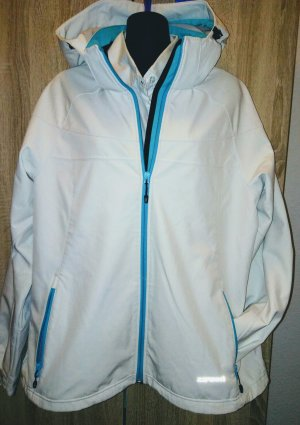 Icepeak Hoody white mixture fibre