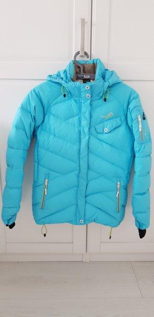 Icepeak Piumino azzurro