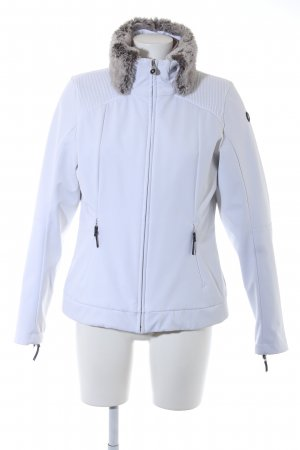 Icepeak Chaqueta doble blanco-beige look casual