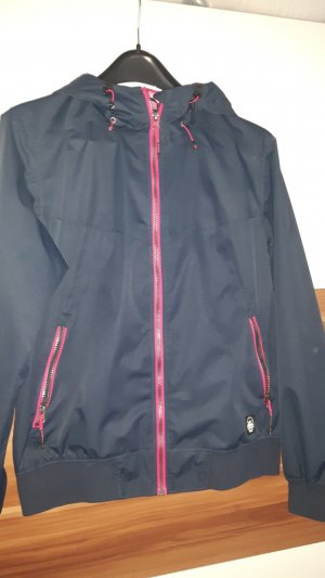 Icepeak Raincoat dark blue