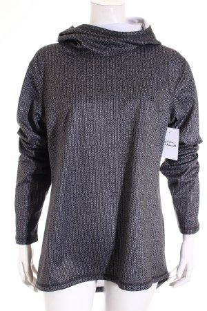 Icepeak Kapuzenshirt schwarz-grau sportlicher Stil
