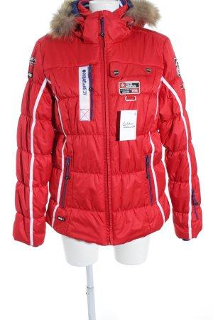 Icepeak Outdoorjacke rot sportlicher Stil
