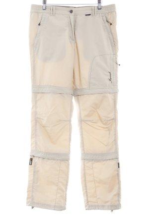 Icepeak Snow Pants cream casual look