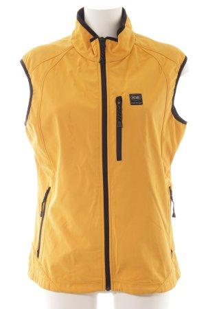 Icepeak Smanicato sport giallo-oro-nero stile casual