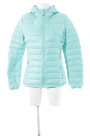Icepeak Quilted Jacket turquoise athletic style